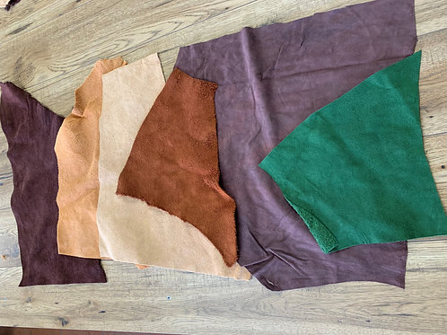 SUEDE CRAFT PACK - MIXED BAG 500g