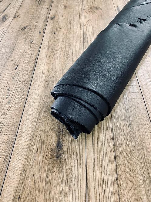 NEWPORT MILLED SHOULDER IN BLACK 1.8 - 2mm