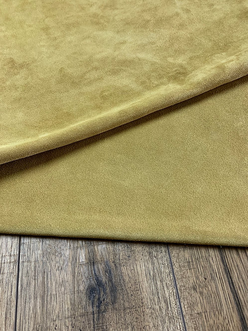 SUEDE DOUBLE BUTT IN BUTTER 2.2 - 2.4mm