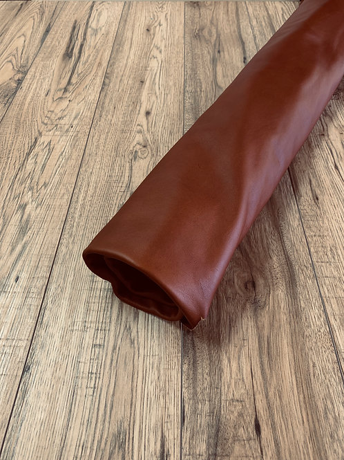 ANTIQUE GRUNGE HALF HIDE IN TAN 1.3 - 1.5mm
