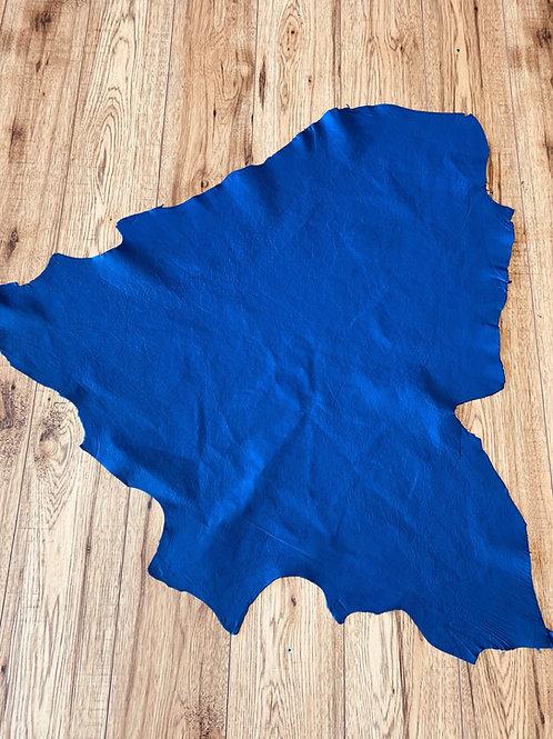MILLED KANGAROO IN ROYAL BLUE  .8 - 1mm