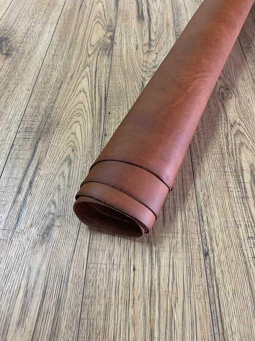BRUNSWICK MILLED SIDE IN NEWMARKET TAN 1.8 - 2mm