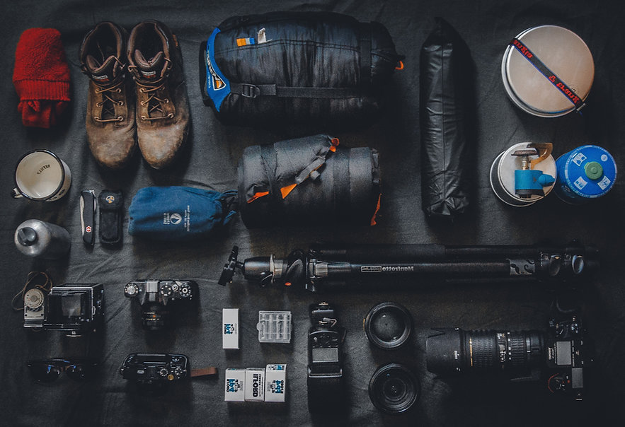 school expedition kit