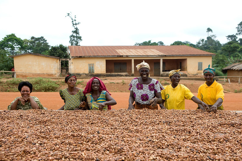 fairtrade cooperative in Ghana