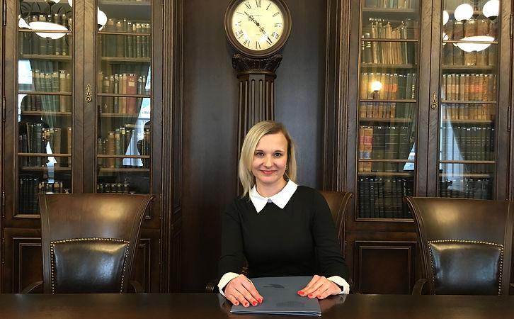 Mgr. Lucie Vykysalá, chebská advokátka