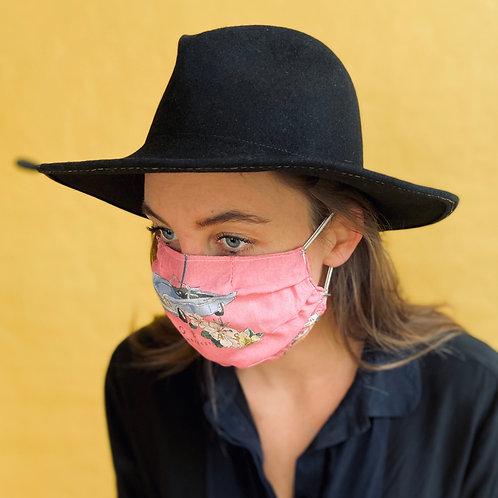CABRIO & SURF mask handmade from limited designer fabrics