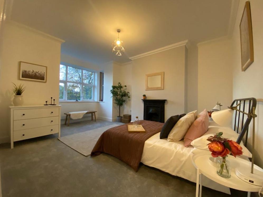 Master Bedroom Stage
