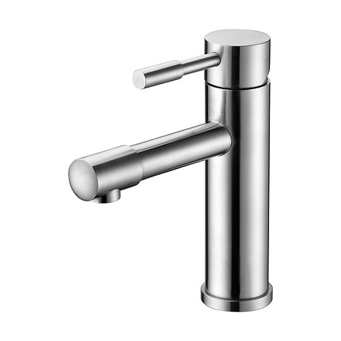 Bathroom Single-Hole Stainless Sink Faucet