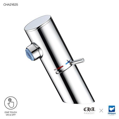One Touch TILT Push Pole Lavatory Faucet