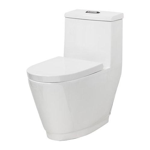 Bathroom Toilet - Byzantium