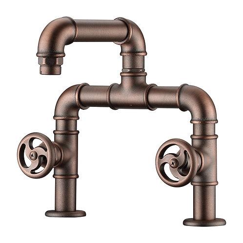 Loft Bathroom Deck-mounted Tub Faucet LS11