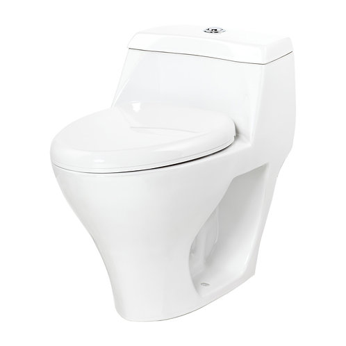 Bathroom Toilet - Ottoman