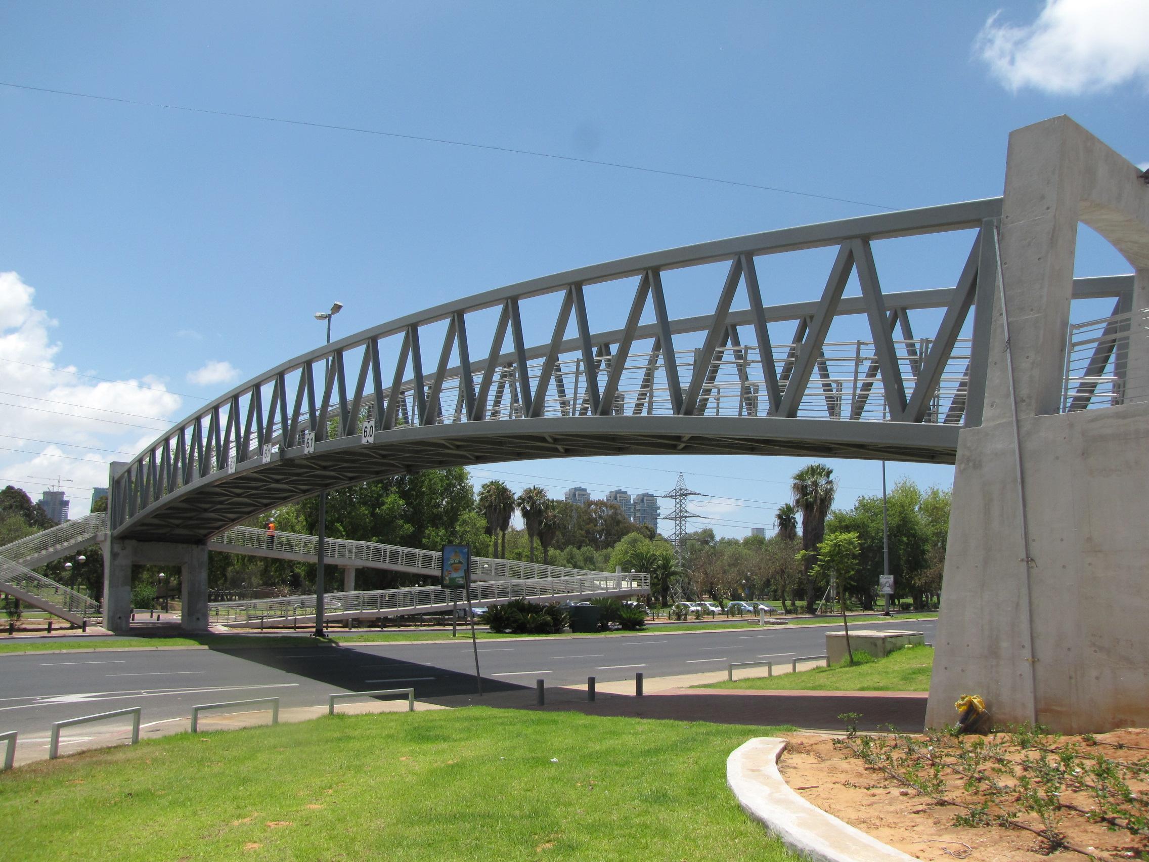 גשרים ופיתוח עירוני