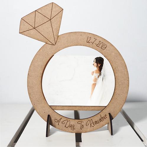 Handmade Ring Frame