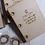 Thumbnail: Custom Wooden Notebook نوته خشبية