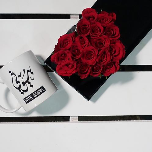 Mug gift tray