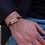 Thumbnail: feminist male bracelet