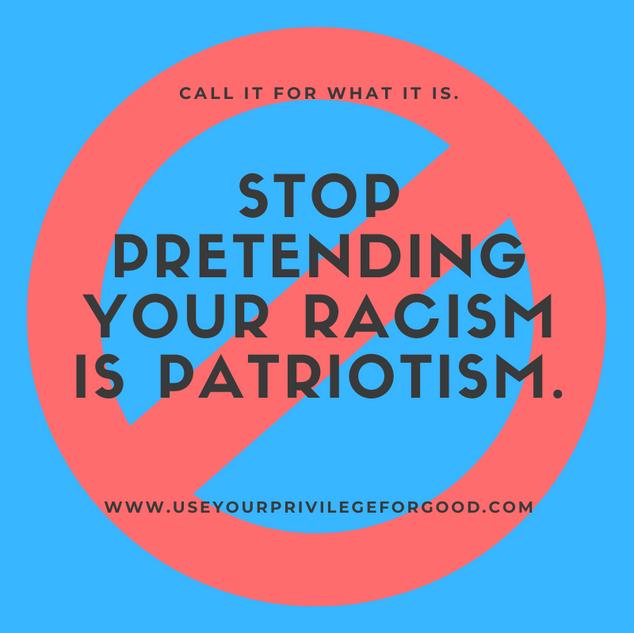 Stop Pretending.