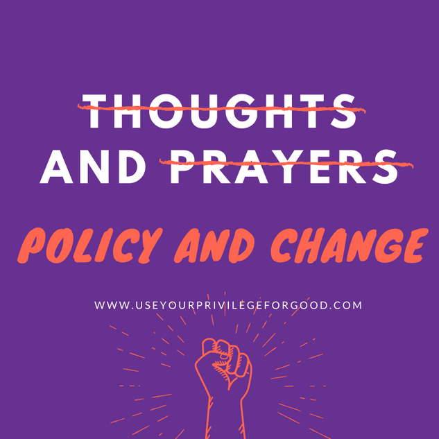 Policy and Change.