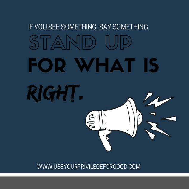 Stand Up.