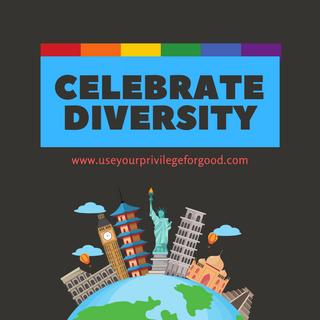 Celebrate Diversity.