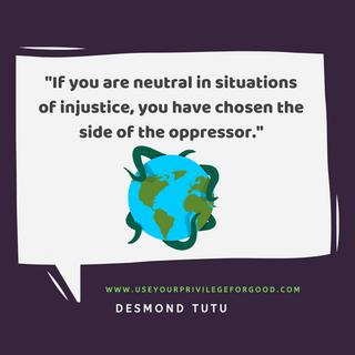 Desmond Tutu.