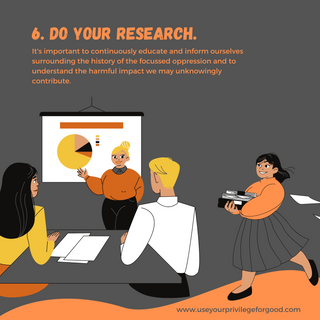 6. Do Your Research