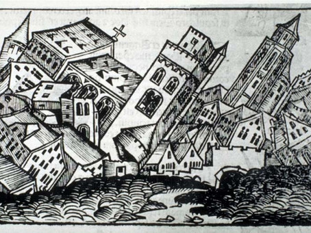 On Earthquakes, Past and Future