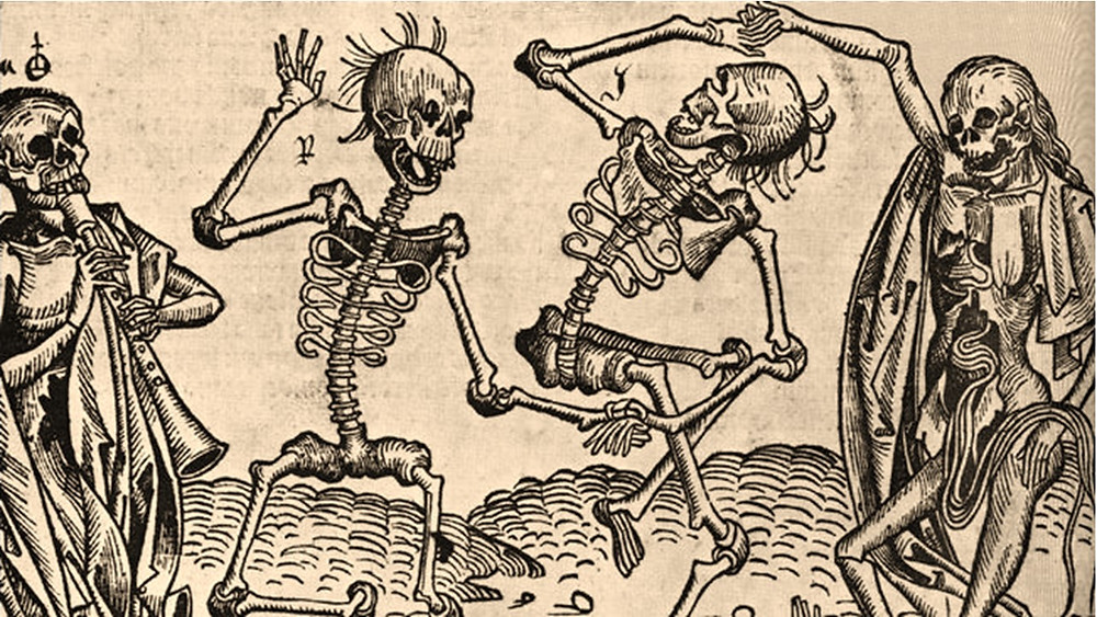 Dance of Death Mos Horribilis