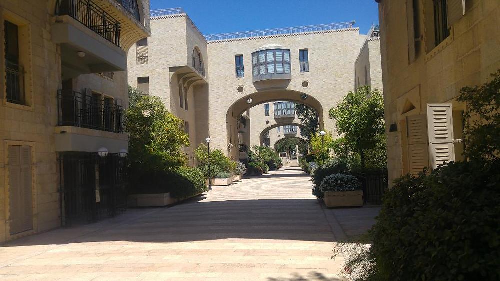 David's Village Jerusalem