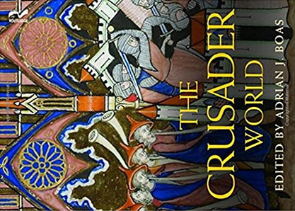 front cover The Crusader World