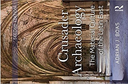 cover Crusader Archaeology 2nd edition