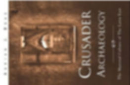cover Crusader Archaeology 1st edition