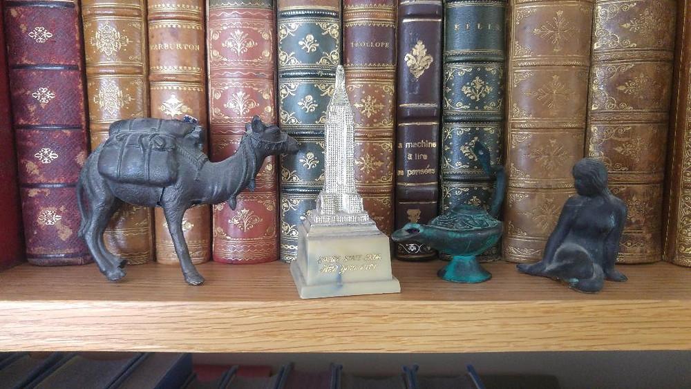 book bindings souvenirs
