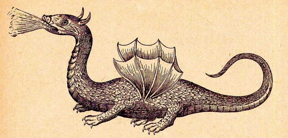 dragon of Malpasso Rhodes