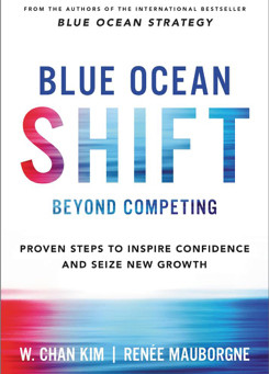 Book Review Blue Ocean Shift
