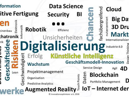 Digitalisierungsstrategie für Sie gratis ... aber nicht um umsonst!