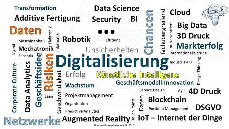 Digitalisierung, Digitale Transformation