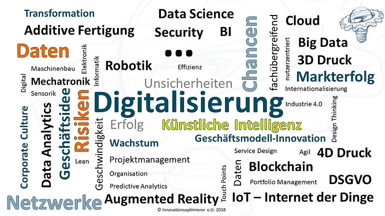 Digitalisierung, Digitale Transformation