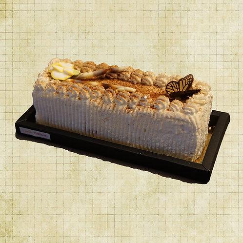 Vacherin-Cake