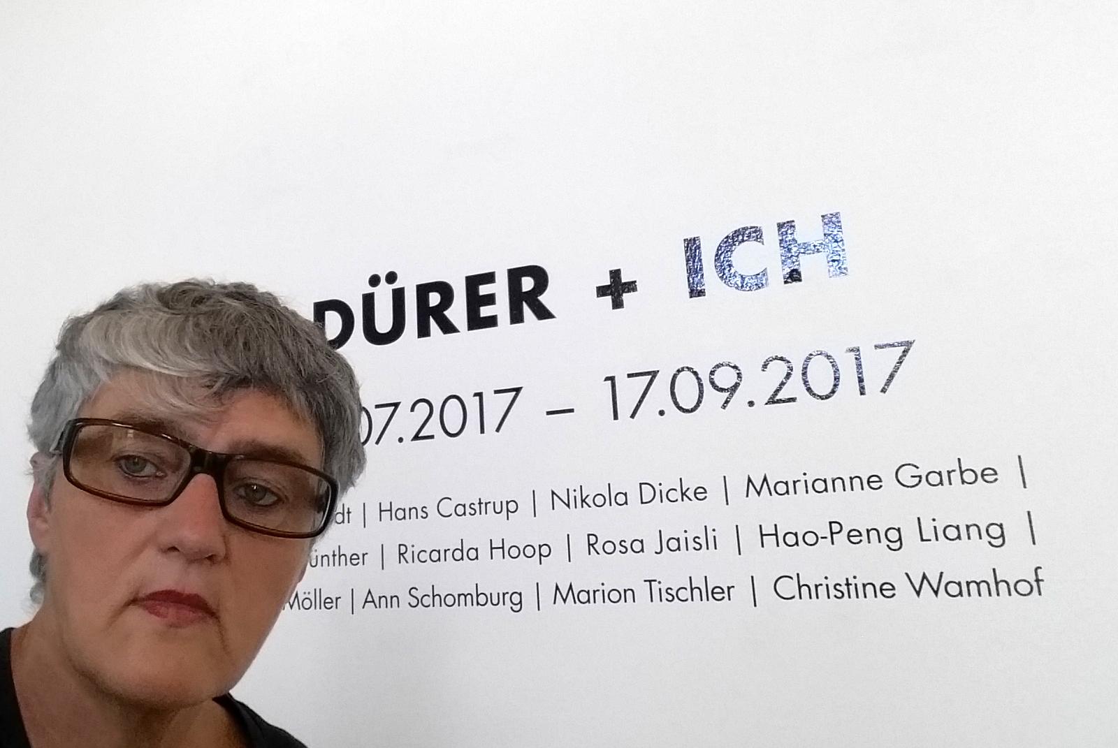 Arbeitsstipendium Dürer+Ich, Museums