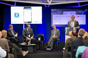 Kevin Chairs at Transport Ticketing Global