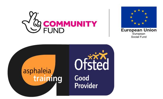 asphaleia training community fund and european social fund