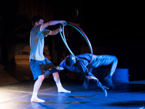 chichester festival theatre partner with asphaleia training and Barely Methodical Troupe to deliver