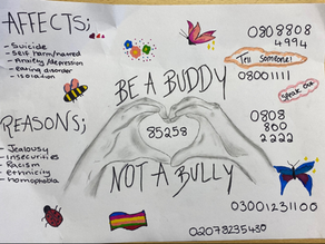 employability students discuss bullying for anti-bullying week 2020