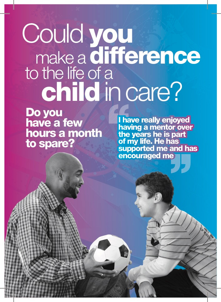 could you make a difference to a child in care