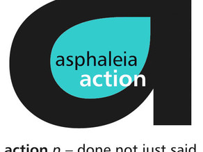small charity week 2020 - celebrating the work of asphaleia action