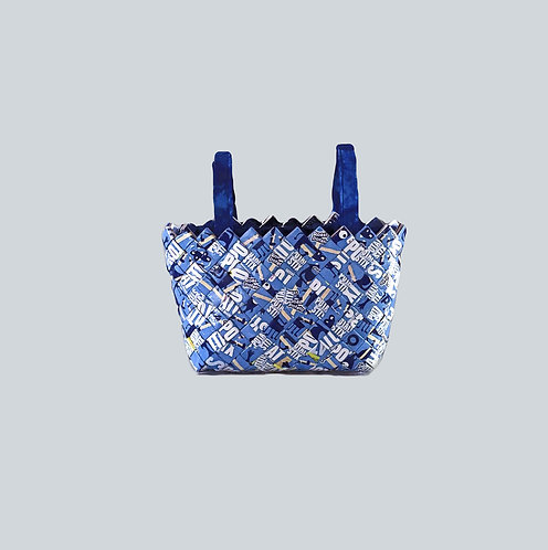 Blue Potatostix Handbag