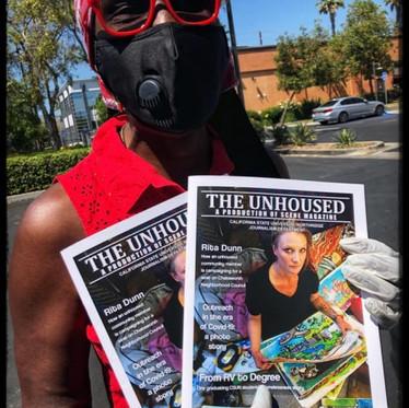 The Scene Magazine CSUN Photojournalist
