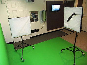 Greenscreen Video Studio in Amherst, Ohio